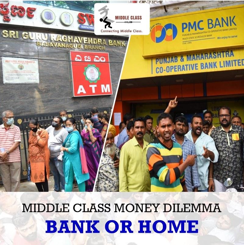 PMC & SRI GURU RAGHAVENDRA SAHAKARA BANK SCAM – MIDDLE CLASS SUFFERS!